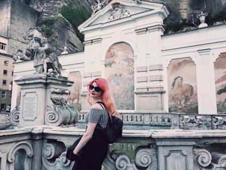 Vintage Salzburg Austria